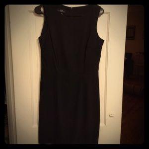 AGB black dress